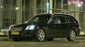Cadillac BLS: Nem koporsószállító