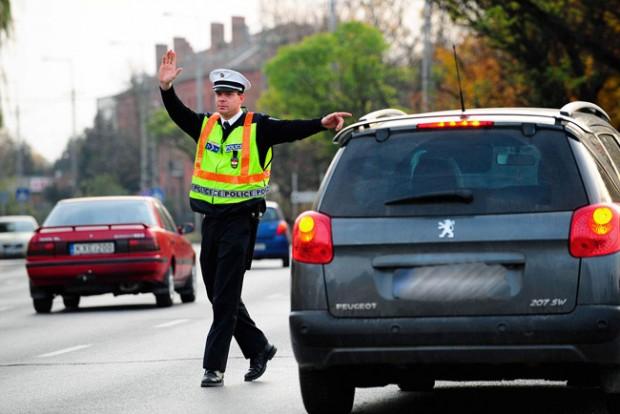 Razziázik a rendőrség