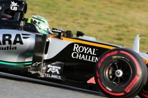 F1: A Force Indiáé a harmadik tesztnap