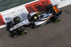 F1: A bokszutcában leplezik le a Force Indiát