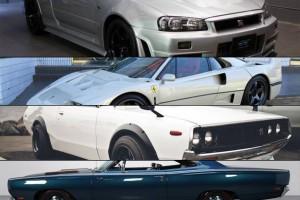 Akarsz látni 20 eszméletlenül gyönyörű autót