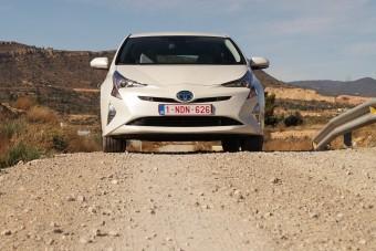 Vezettük: Toyota Prius - 2016