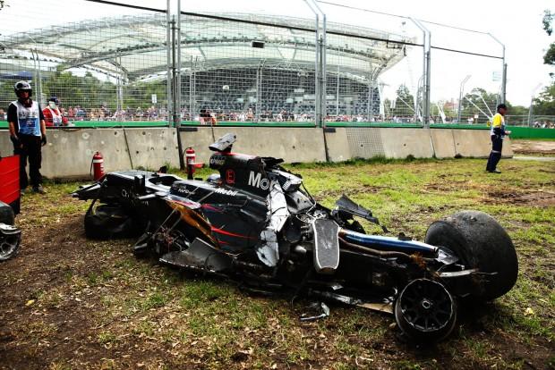 F1: Hihetetlen, Alonso autója menthető