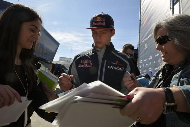 F1: Verstappen nem tojt be élete lehetőségétől