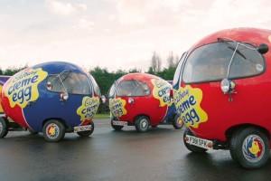 A legmeglepőbb, húsvéthoz köthető autók