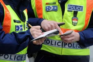 Zsebre dolgoztak a magyar autópálya-rendőrök