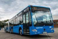 20 új busz áll forgalomba Budapesten