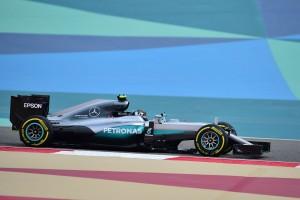 F1: Rosbergé az első edzés