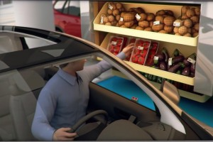 Autóval vásárolunk a jövőben?