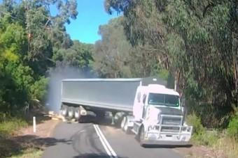 Amikor kamion formájában száguld feléd a halál