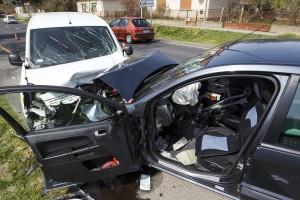 Megrázó képek a 61-esen történt balesetről