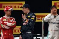 F1: Verstappen a fellegekben, Kvjatnak nincs visszaút