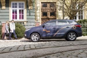 Hidrogénes kocsival járhatnak a müncheniek