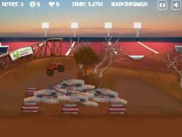 Monster Truck Nitro Stadium