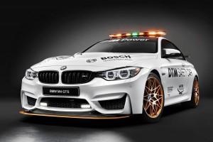A legsportosabb BMW vigyáz a DTM biztonságára