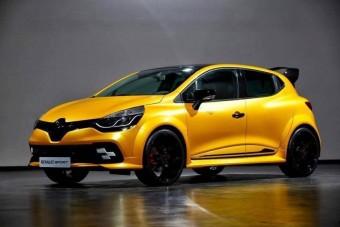 250 lóerős városi kisautó a Renault-tól