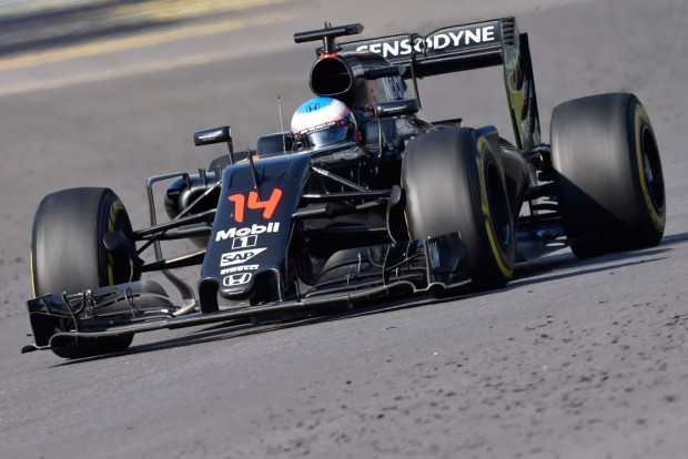 F1: Alonso végre fellelkesült a McLarentől