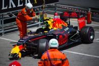 F1: Verstappen nem rezel be Monacótól