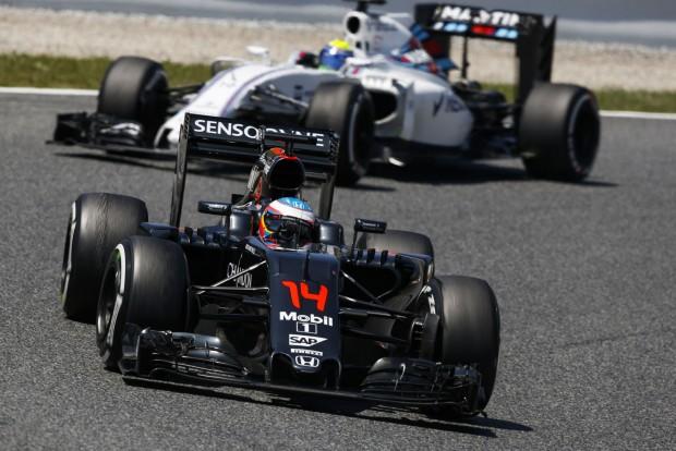 F1: A McLarené a harmadik legjobb autó?