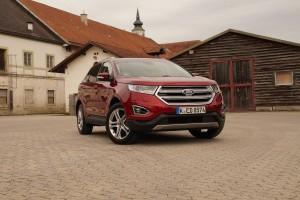 Ford Edge: a barátságos behemót