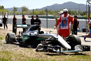 F1: A Mercedesnél nincs balhé a baleset miatt