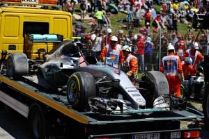 F1: Nem Rosberg nyúlt mellé a balesetnél