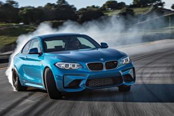 Sorállás van a BMW M2-ért