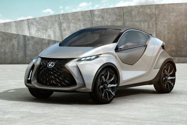 Lexus LF-SA Concept: ebből a vidám városi SUV-tanulmányból faraghatják ki a CT utódját