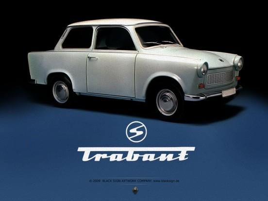 Így készült a jó öreg Trabant 601