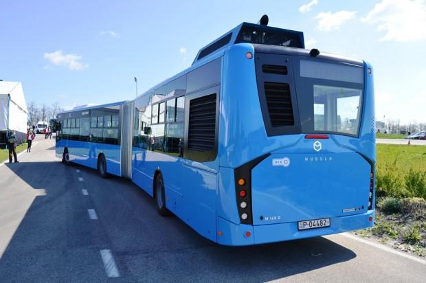 A Modulo M168d jelenleg Budapesten próbázik utasforgalomban.