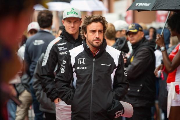 F1: Alonsót nem veti szét az öröm