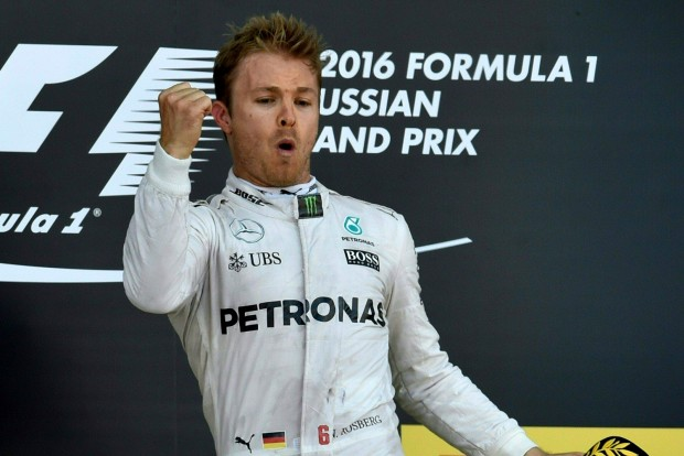 F1: Így üvöltött Rosberg a szülinapja előtt