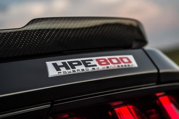 Elődje a HPE700 és a HPE 750