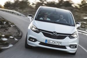 Rá sem ismersz, úgy megváltozott az Opel Zafira