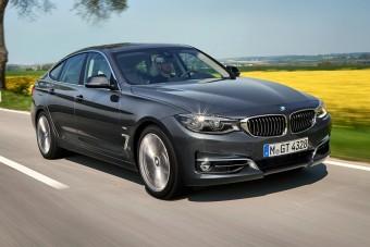 Megújult a BMW sportkombikupélimuzinja