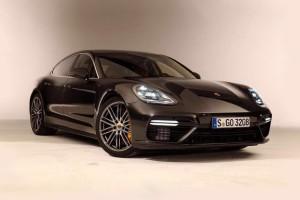 Kiszivárgott az új Porsche Panamera