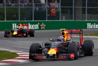F1: A Heineken a Red Bullt nézte ki