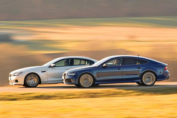 45 lóerőt erősít az RS 7-esen a Performance kivitel