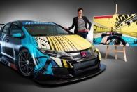 Műalkotással versenyez a Honda
