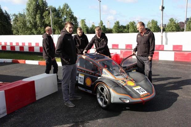 Magyar bronz a legtakarékosabb autók versenyén