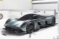 Új hipersportkocsi született