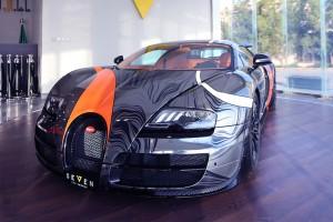 Eladó az egyik legszebb Bugatti, ami valaha készült