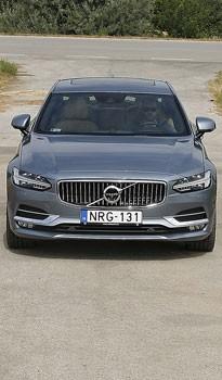 Volvo S90: nagy dobás