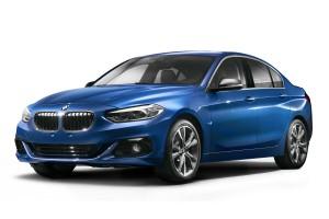 Itt a BMW legkisebb szedánja