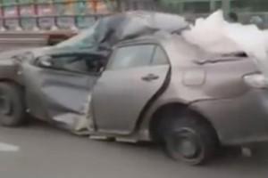 Egy Corolla akkor is indul, ha a belét húzza