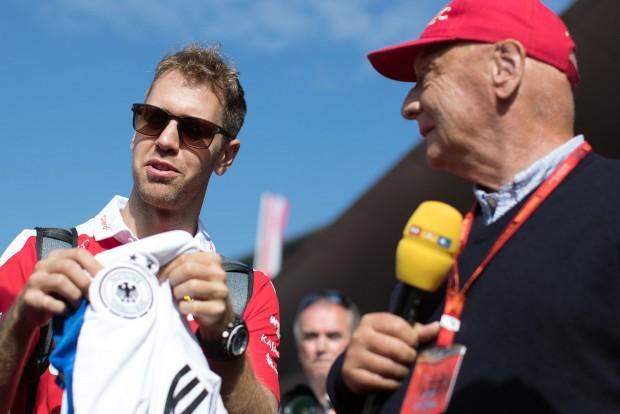 Vettel megmondta, hogy az olaszok sírnak majd