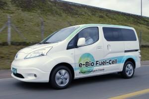 Ez az autó maga állítja elő üzemanyagát