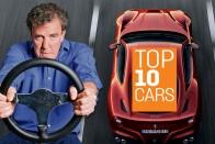 Jeremy Clarkson 10 kedvenc autója a közelmúltból