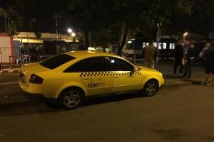Sziget: a pofátlanság császára ez a taxis