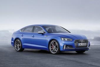Megérkezett az új Audi A5 Sportback